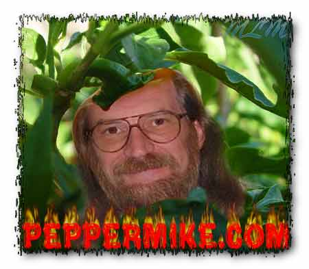 Peppers, Tomatoes, Angel Trumpets,  Herbs & Organic Products by PepperMike